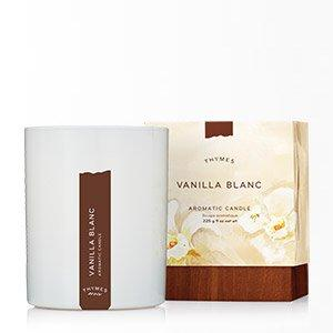 VANILLA BLANC CANDLE collection with 1 products