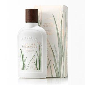 $25.99 VETIVER ROSEWOOD BODY LOTION