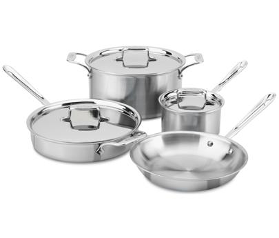 $699.99 d5 7 Piece Cookware Set