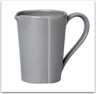 Vietri Lastra Grey Pitcher collection with 1 products