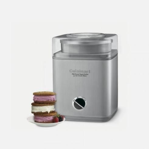 $89.99 Pure Indulgence 2 Quart Frozen Yogurt - Sorbet & Ice Cream Maker