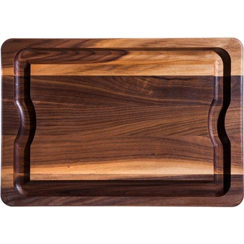 Walnut Barbecue Board