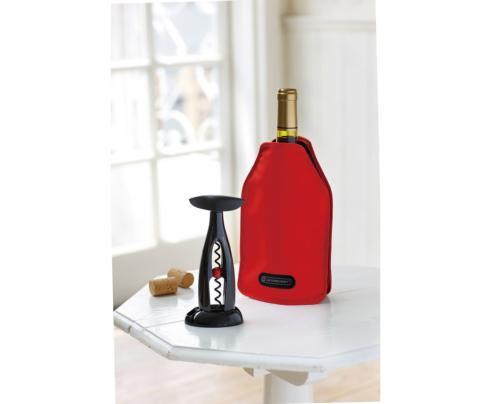 $14.99 Wine Chiller Sleeve, Red