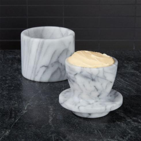 $29.99 Marble Butter Keeper
