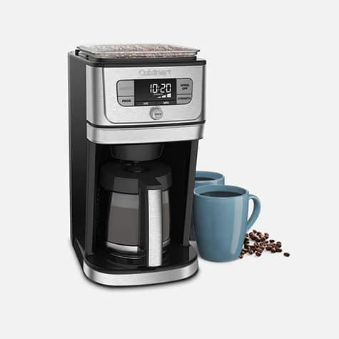$179.99 Burr Grind and Brew 12-Cup Coffeemaker