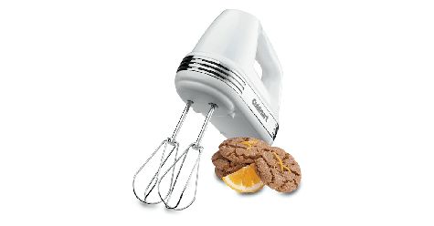 $49.99 Power Advantage 5 Speed Hand Mixer