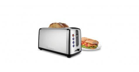 $79.99 Artisan Bread 2 Slice Toaster