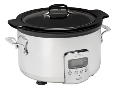$149.99 4 Qt. Slow Cooker with Ceramic Insert