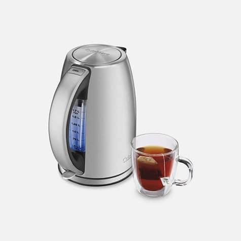 $69.99 Electric Cordless Tea Kettle