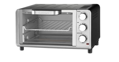 $69.99 Compact Toaster Oven Broiler
