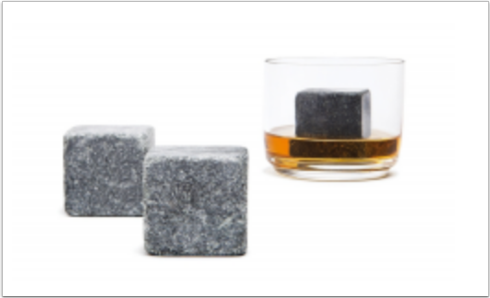 Kitchen Collage Exclusives   Whisky Stones MAX, Set of 2 $25.99