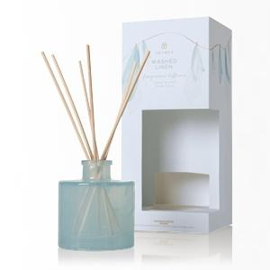 $39.99 WASHED LINEN PETITE REED DIFFUSER