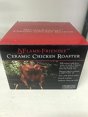 Housewares   Charcoal Companion Ceramic Chicken Roaster $28.00