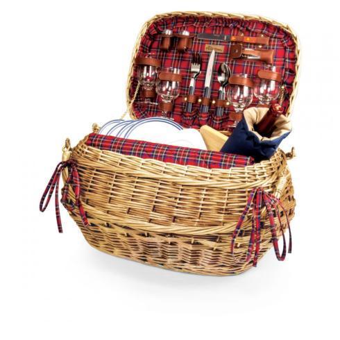 $188.00 Highlander Picnic Basket