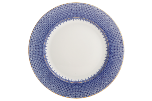 $90.00 Mottahedeh Blue Lace Dinner