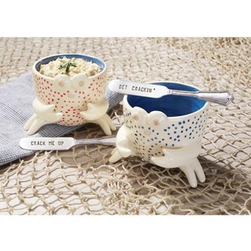 $21.00 Dot Crab Dip Cup