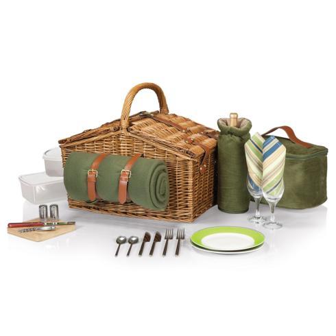Housewares   Somerset Picnic Basket $225.00