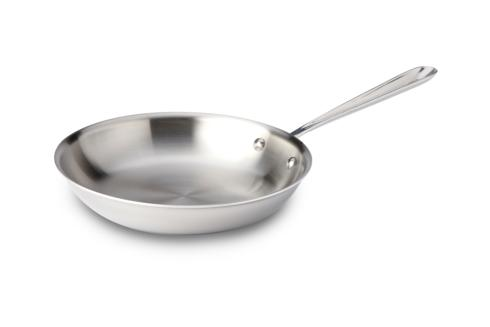 """$115.00 Stainless 10"""" Fry Pan"""