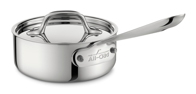 All-Clad   1 Quart Sauce Pan with Lid $130.00