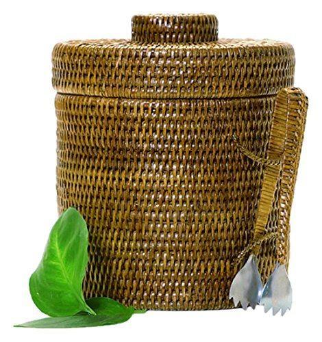 Housewares   Lg Ice Bucket w/Tongs $161.00