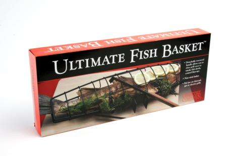 Housewares   Charcoal Companion Ultimate Fish Basket $28.00