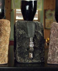Housewares   Funky Rock Black Drink Dispenser $135.00