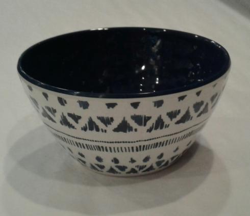 Housewares   Ikat Dip Bowl $6.75