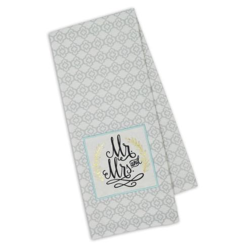 Housewares   Mr & Mrs Towel $8.00