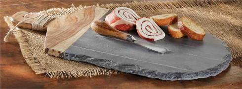 Mudpie   Slate & Wood Board Set $33.00