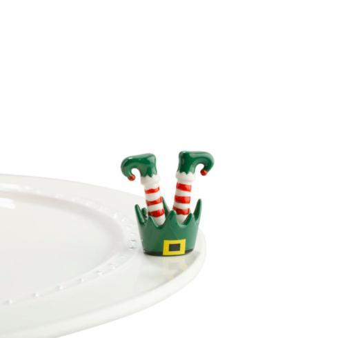 Housewares   Nora Fleming Mini - Elf Feet $13.95