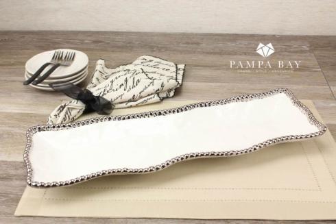 Housewares   Pampa Bay Salerno Rectangular Platter $44.00
