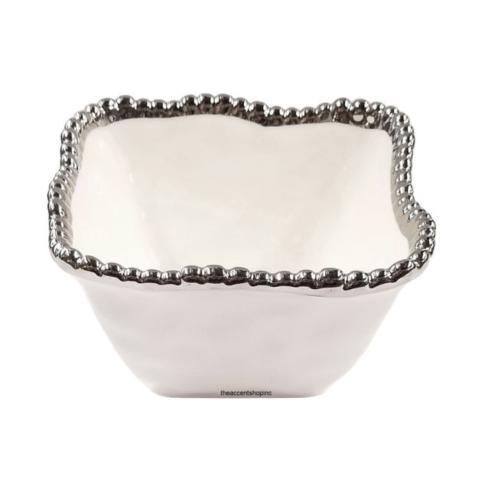 Housewares   Pampa Bay Salerno Square Snack Bowl $11.00
