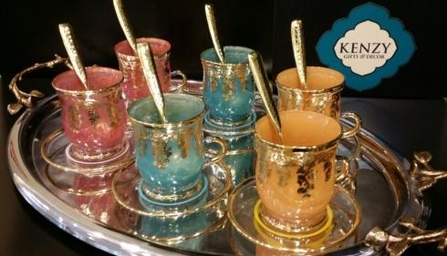 Kenzy Exclusives  Coffee Tea Accessories  Grand tea coffee Set  $250.00