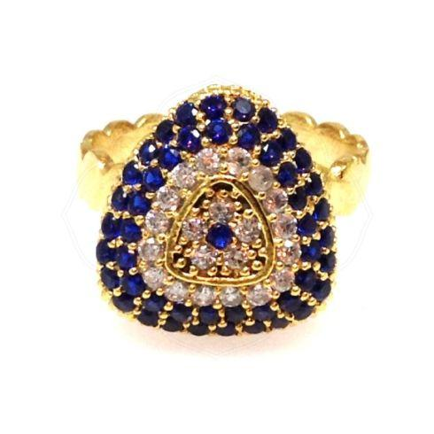 $16.00 Turkish Evil Eye Ring