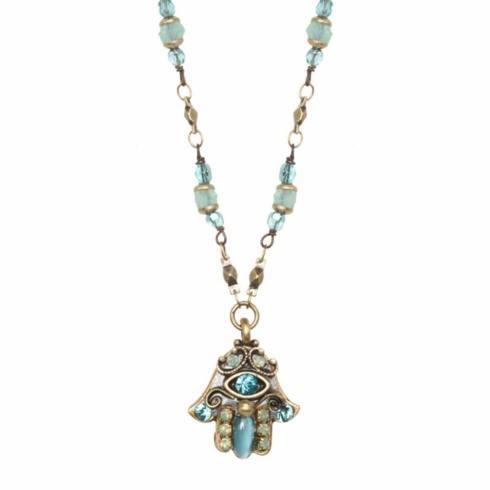 Hamsa Necklaces  collection
