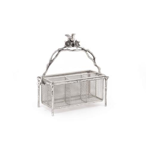 $70.00 Bird Flatware Caddy