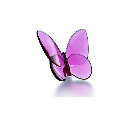 $140.00 Peony Pink Lucky Butterfly