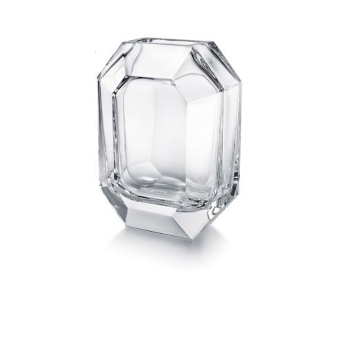 $1,200.00 Octogone Clear Vase