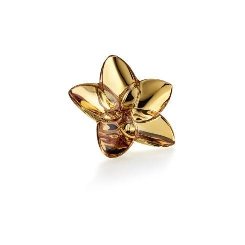 $175.00 Bloom Collection Gold Crystal Flower