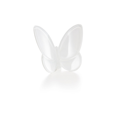 $175.00 Butterfly Lucky White