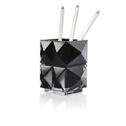 $240.00  Louxor Pencil Holder - Black