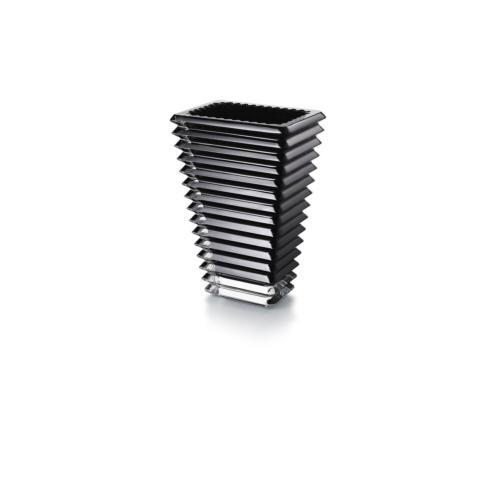 $750.00 Eye Vase Rectangular S, Black