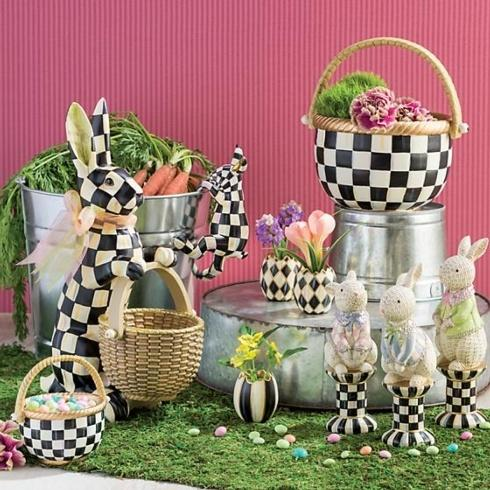 $87.00 Courtly Check Rabbit - On Sale Now!