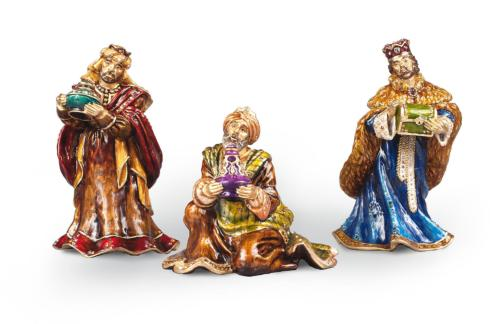 The Three Wise Men Figurines - Jewel collection with 1 products