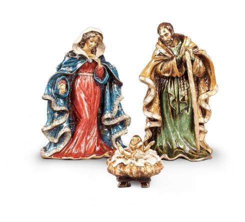 The Nativity Figurines - Jewel collection with 1 products