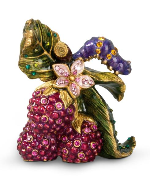 Nellie Caterpillar on Raspberries Objet - Flora collection with 1 products