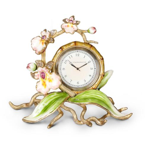Tara Orchid Clock - Flora  collection with 1 products
