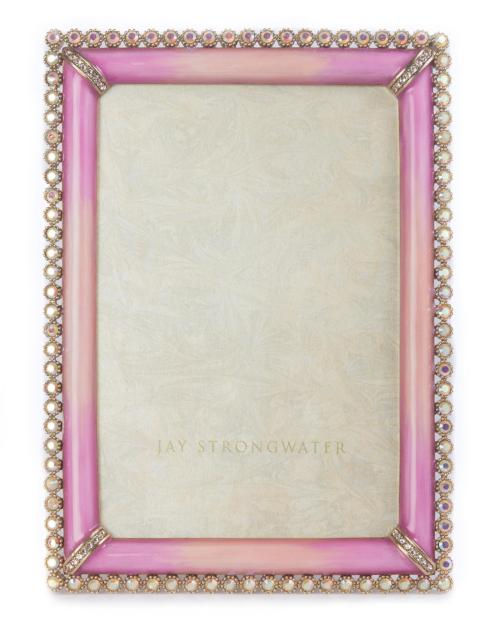 Lorraine Stone Edge Frame - Rose collection with 1 products