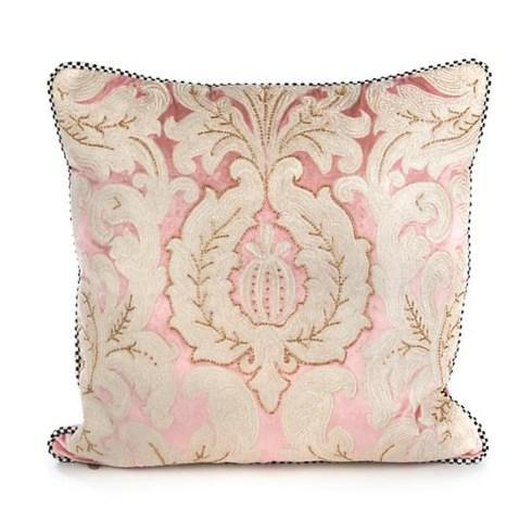 $63.00 Nectar Square Pillow - Pink