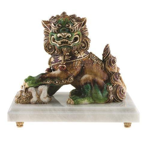 $4,600.00 Yin Foo Dog Figurine